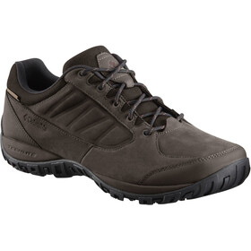 Columbia Ruckel Ridge Plus WP Shoes Men Cordovan/Madder Brown